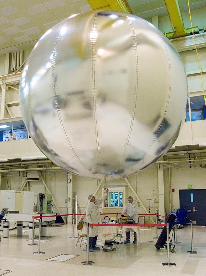 Prototype Venus Balloon