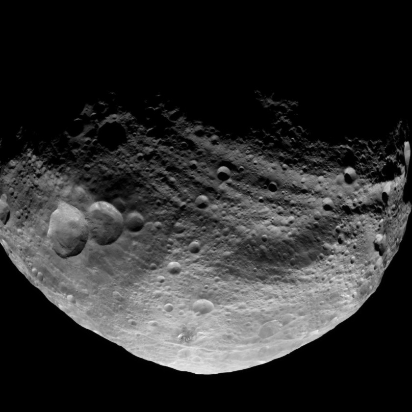 Vesta on July 23, 2011