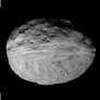 Vesta shape model