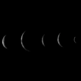 The crescent moons of Uranus