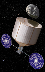Asteroid Return Mission!