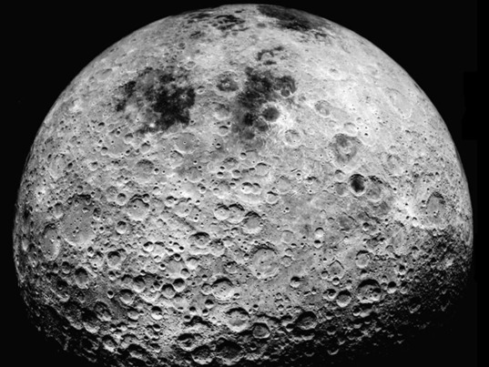 Far Side of the Moon Exploration