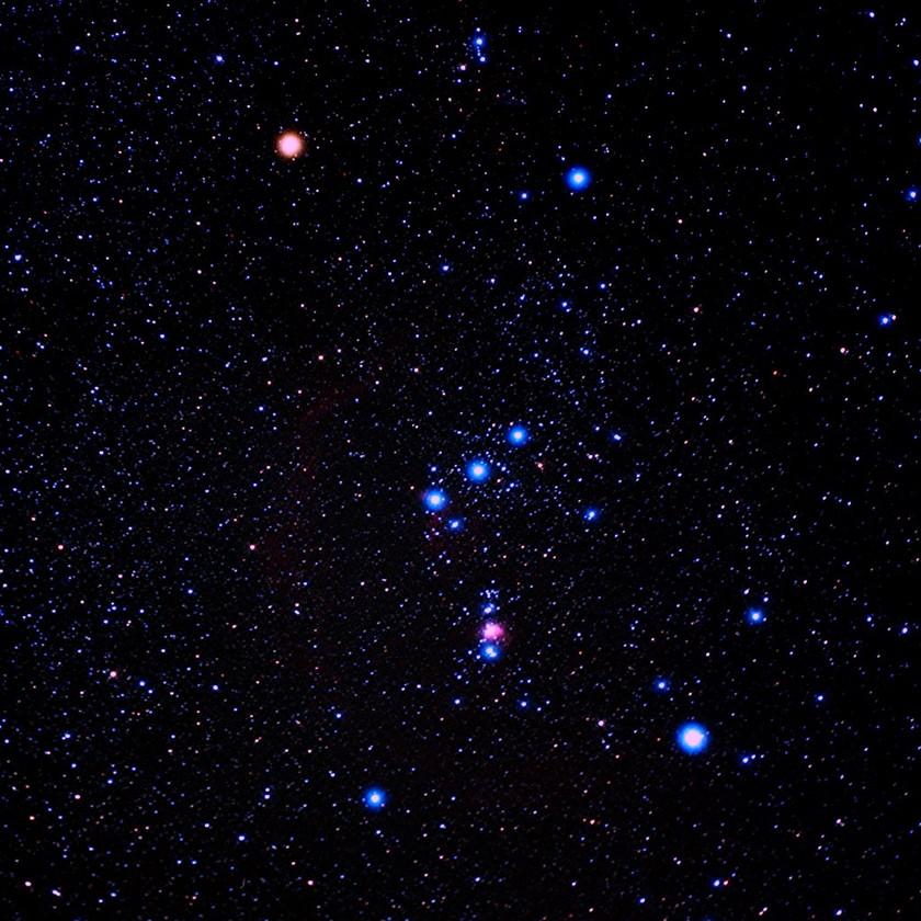 Seeking Solace in the Stars