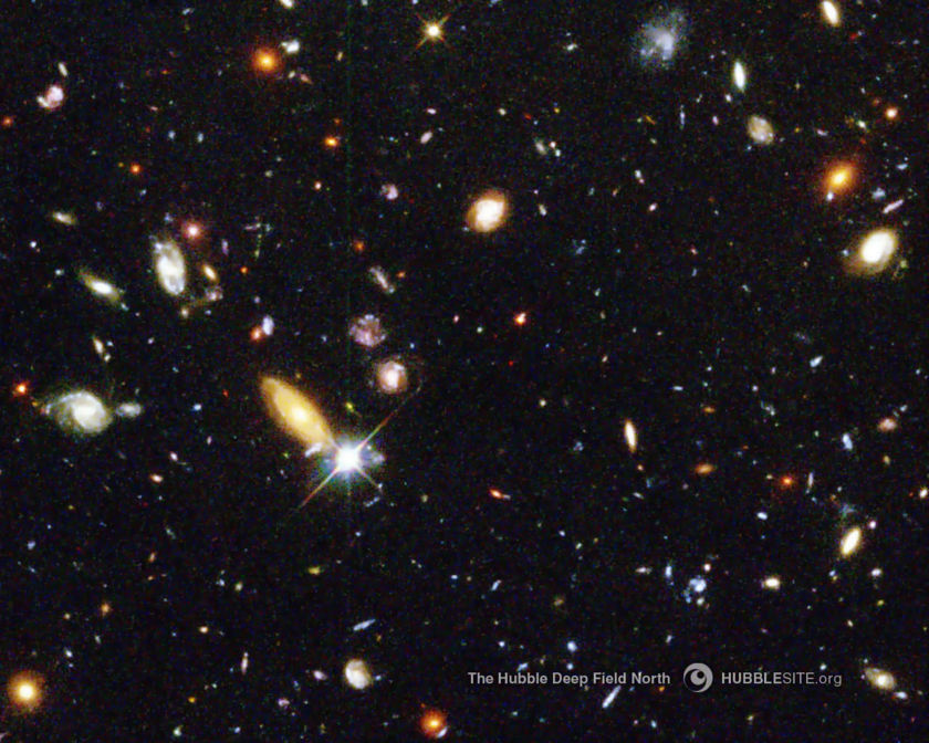 The Immensity of Space