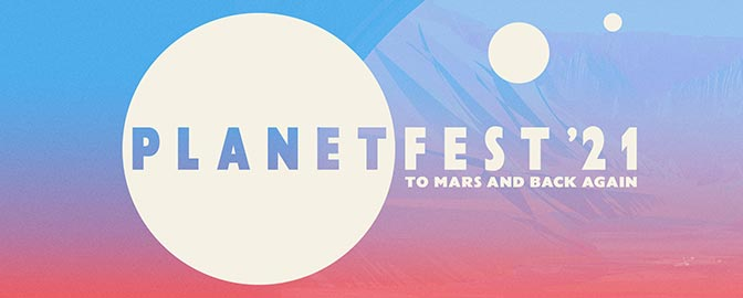Planetfest 21 To Mars and Back Again