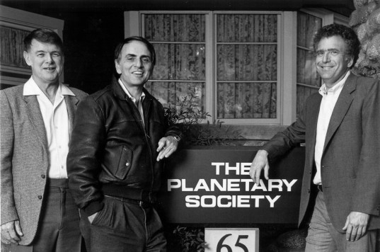 Founders of The Planetary Society