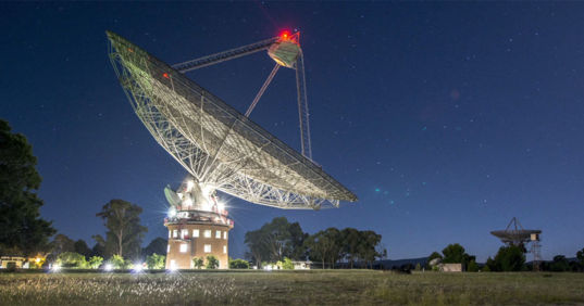 Parkes SETI SM card