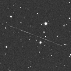 Near Earth Object 2011 GP59, discovered by Shoemaker Grant recipient La Sagra Observatory