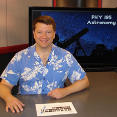 Bruce Betts teaches Astronomy at CSUDH