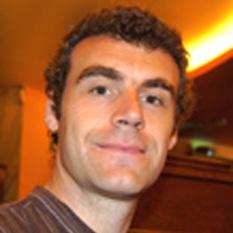 Headshot of Pablo Guitierrez-Marques