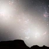 Merging galaxies