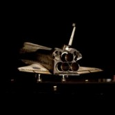 Space Shuttle Atlantis lands, shuttle era ends