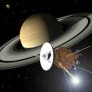 Cassini-Huygens at Saturn (low resolution) artist's concept