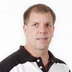 Headshot of Robbie Herrick