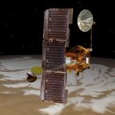 Mars Odyssey artist's concept