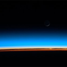 Photo by astronaut Don Pettit on Space Station Expedition 31, shortly before his return to Earth, taken on June 30, 2012.