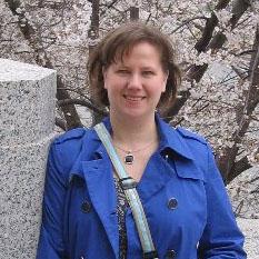 Headshot of Sarah Noble