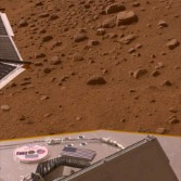 Phoenix DVD photo Visions of Mars, on Mars