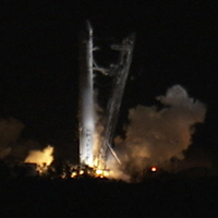 Falcon 9 launch abort, May 19, 2012