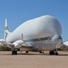 Super Guppy 377-SG, the desert's biggest fish