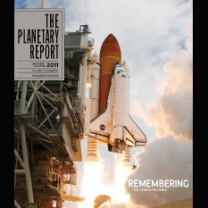 The Planetary Report Cover