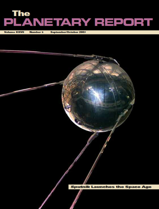 Sputnik Launches the Space Age
