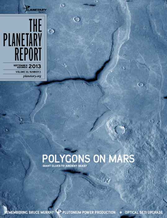 Polygons on Mars