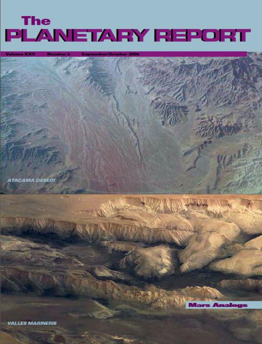 Mars Analogs
