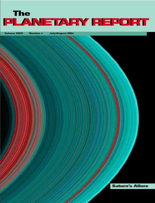 Saturn's Allure