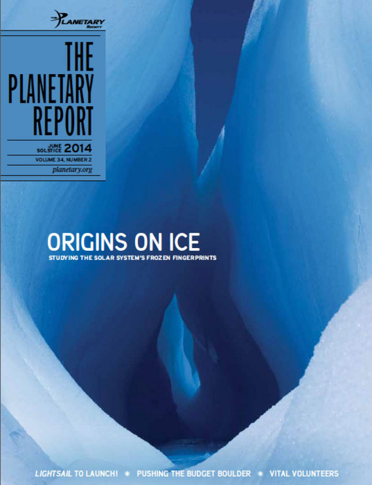 The Planetary Report, Summer Solstice 2014 edition