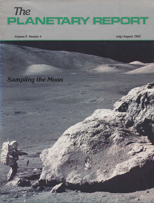Sampling the Moon