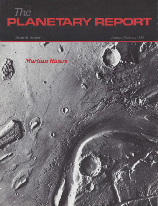 Martian Rivers