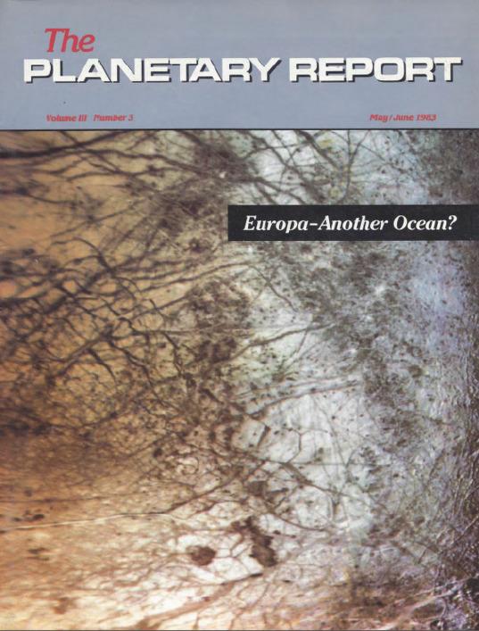 Europa - Another Ocean?