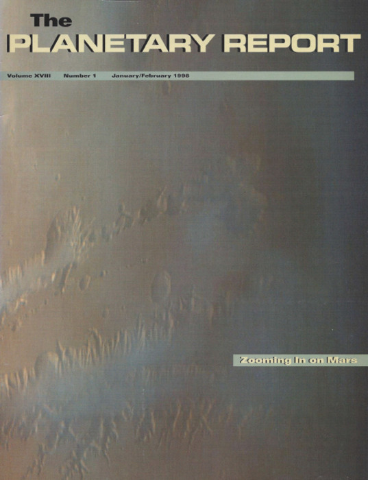 Zooming in on Mars