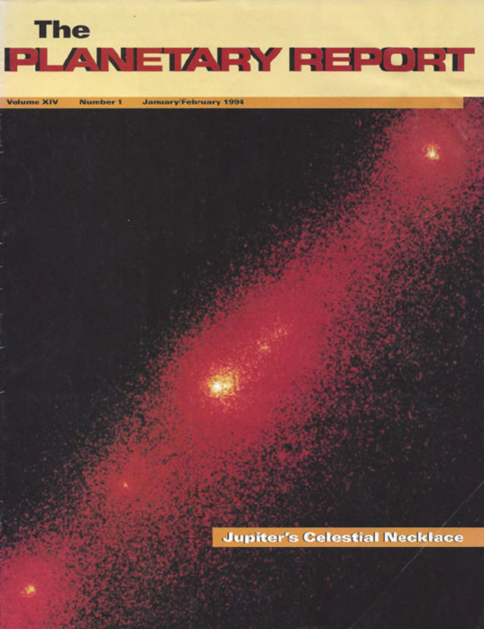 Jupiter's Celestial Necklace