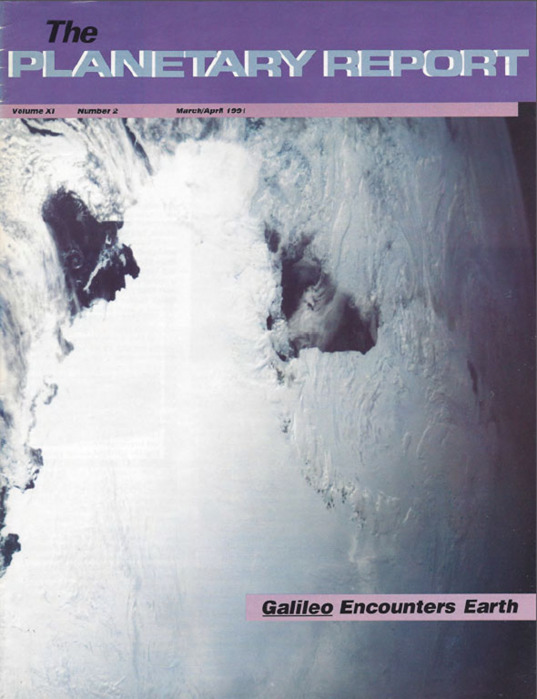Galileo Encounters Earth