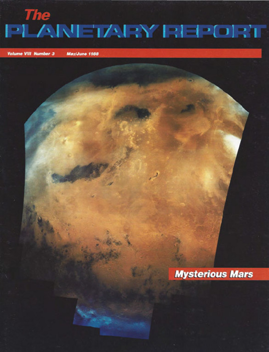 Mysterious Mars