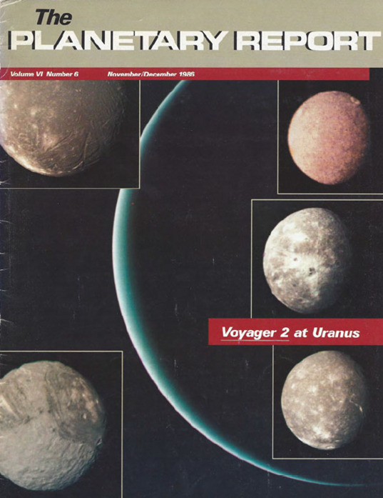 Voyager 2 at Uranus
