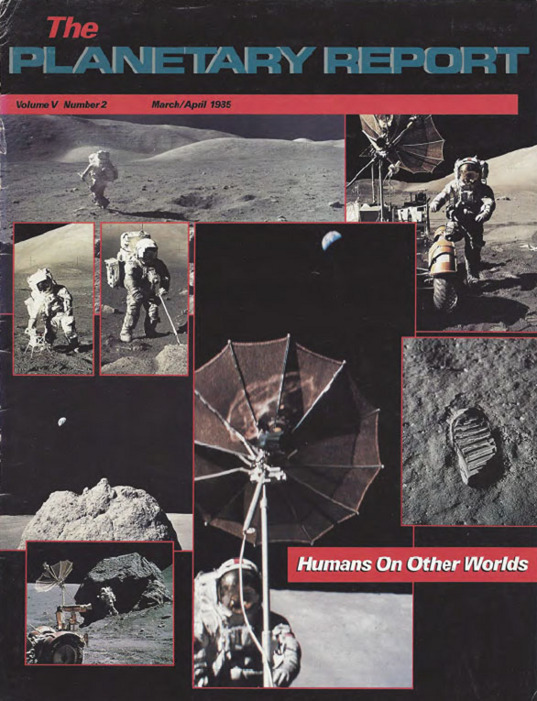 Humans On Other Worlds