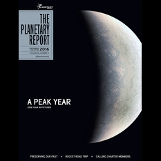 Winter 2016 issue of TPR