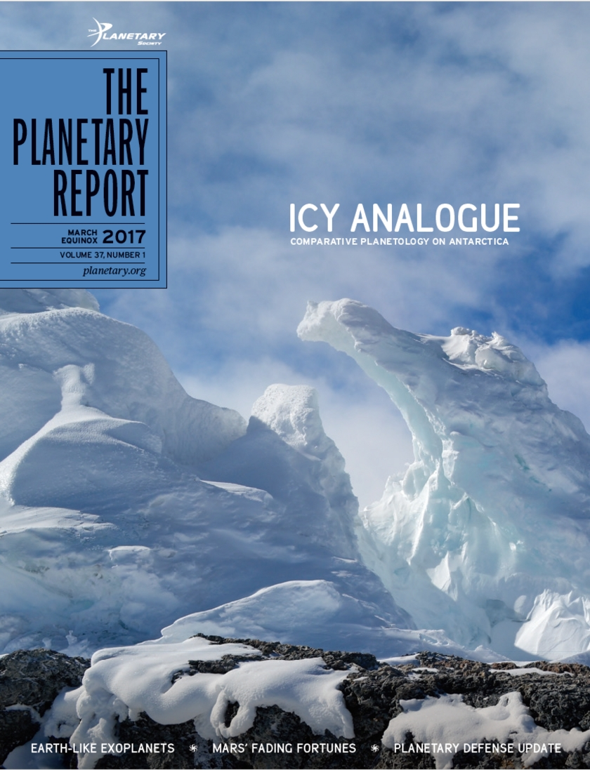 March Equinox 2017 issue