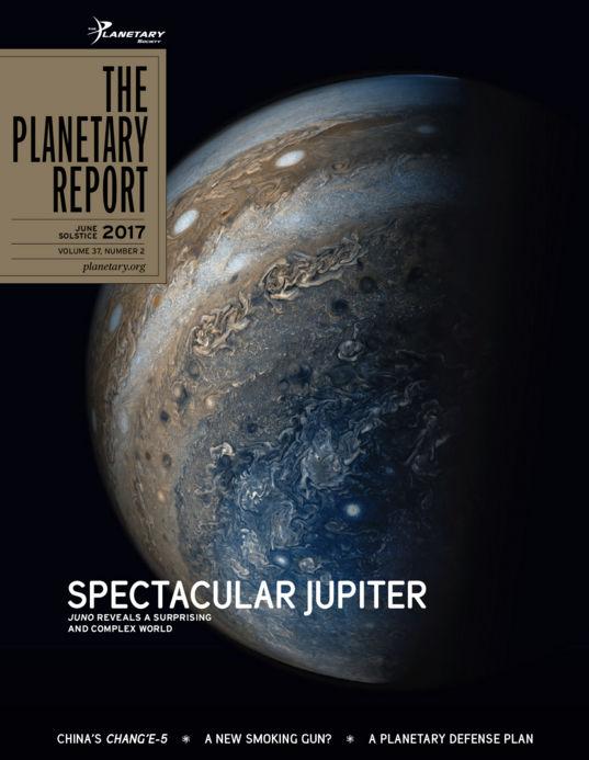 Spectacular Jupiter