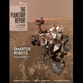 June Solstice 2018 issue of The Planetary Report