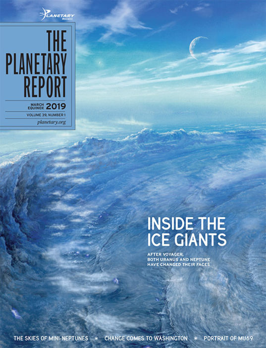 Inside the Ice Giants
