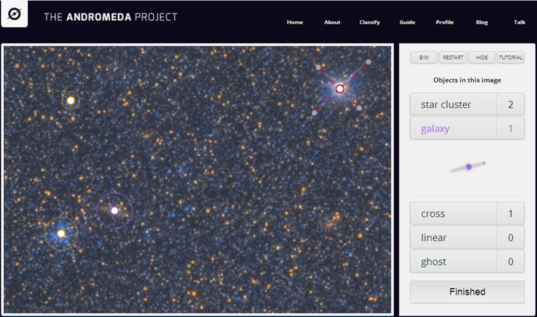 The Andromeda Project