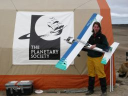 Wings Over Mars: Emily Lakdawalla at Devon Island
