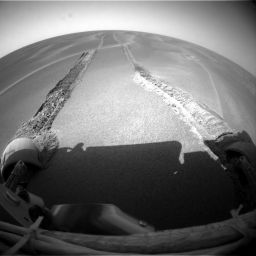 Opportunity stuck in Purgatory Dune