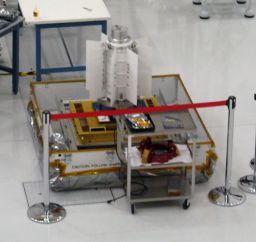 Model of MSL's radioisotope thermal generator
