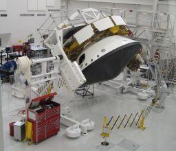 MSL under construction