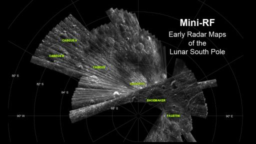 First results from LRO Mini-RF